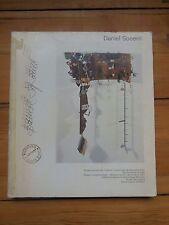 DANIEL SPOERRI. petit lexique sentimental. catalogue. Centre Pompidou. 1990