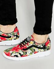 NWOB VANS Iso 1.5 Floral Trainers In Black 9.0 Men=10.5 Women SOLD OUT!!!
