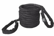 "7/8"" x 30' Premium Bubba Style Recovery Braided Rope • Super Stretch & FREE Bag"