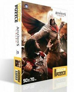 Assassin's Creed 2: Ezio Auditore Puzzle 1000 Pezzi (70 X 50 Cm.) Sailed.