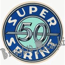 5844 - ADESIVO SOLUBILE ALL'ACQUQA BLU VESPA 50 SS SUPER SPRINT