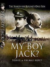 MY BOY JACK?: The Search for Kipling's Only Son-ExLibrary