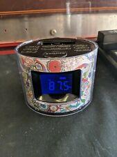 Venturer iPod iPhone Alarm Clock Radio Dock ip873