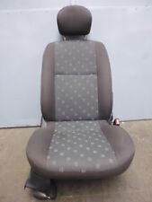 Ford Focus MK1 I DNW Sitz vorne rechts Beifahrersitz Grau Airbag