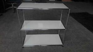 USM Haller Highboard/Sideboard Weiß