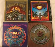 4 Grateful Dead Albums American Beauty Anthem in the Sun Aoxomoxoa