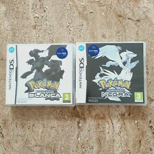 Pokemon Edición Blanca & Negra Nintendo DS 64 Gamecube Nes Advance Pal España