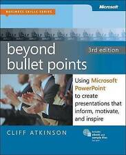 (Good)-Beyond Bullet Points, 3rd Edition: Using Microsoft PowerPoint to Create P