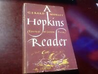A GERARD MANLEY HOPKINS READER 1953 Oxford University Press, NY First Edition