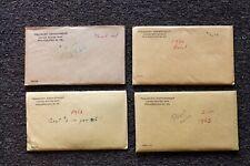 1960 to 1963 Unopened Sealed Proof Sets 4 Sets