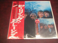 ROLLING STONES BETWEEN BUTTONS ANALOG JAPAN LONDON 25TH ANNIVERSARY MINT +  CD