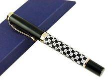 Jinhao lujo ajedrez rollerball rollerball pen bolígrafo 18 KGP + estuche nuevo