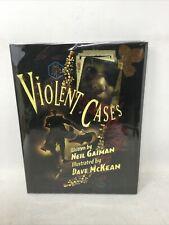 Dark Horse Violent Cases (2013) Hc, Neil Gaiman, Dave McKean