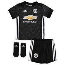 Maglie da calcio di squadre inglesi nero adidas, senza indossata in partita