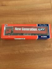 Corgi CC12701 Limited Edition ERF ECS Curtainside New Generation Lorry