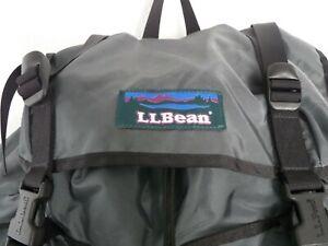 "Vintage L.L BEAN Nylon J252 ""Regular""  Continental Rucksack Backpack 90s EUC"