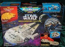 STAR WARS MICRO MACHINES SPACE MILLENNIUM FALCON BATTLE PLAYSET