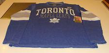 2014 Toronto Maple Leafs NHL XL  Winter Classic LS Shirt Hockey Post Up Rugby