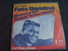 Fats Domino-Blueberry Hill 7 Ps-Made in Holland