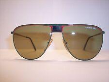 Vintage-Sonnenbrille/Sunglasses by LACOSTE   Very Rare Original 90'er