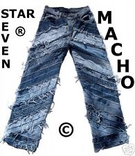 Special edition Jeans seven star macho G 38/36 w38 l36 vintage rock club Energy