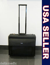 Dental Unit Portable Mobile Professional Suitcase Cleaning Unit Suction USA B2