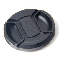 5pcs Plastic 49mm Center-Pinch Snap-On Front Lens Cap for Canon Nikon Pentax MA