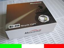 MAGICSHINE MJ-808 FARO LED PER MTB MOUNTAIN BIKE 900lm