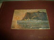 Med Amerikalinjens Skibe til Vestlandsfjordene og Nordkap (Norway)