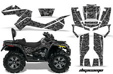 AMR Racing ATV Graphic Kit CanAm Outlander Max 500/800 Decal Sticker Part DK