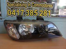 Headlight Right Hand, Commodore VE Series 2 SV6 Omega, used, Keilor East 3033