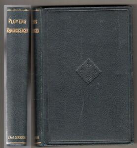 Ployen's Reminiscences Voyage Shetland, Orkney & Scotland Faroe 1894 1st Eng ed