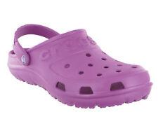 Sandali e scarpe viola sintetico per il mare da uomo