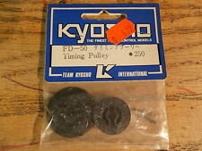 FD-50 Timing Pulley Set (20 / 24) - Kyosho Outlaw Rampage