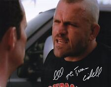 """Chuck Liddell """"MMA"""" Signed Autographed 11x14"""