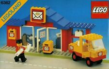 Lego 6362 Post Office  Legoland Città    Visita il mio Negozio