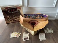 STAR WARS BATTLE AT SARLACC'S PIT GAME PARKER BROTHERS RETURN OF THE JEDI 1983