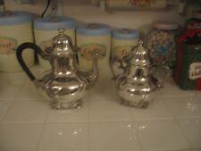 Beautiful Antique Silver Plate Tea/Coffee Pot And Sugar Set Toronto SP Company