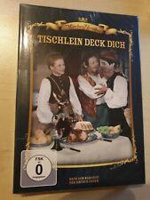 Tischlein deck dich - Märchen Klassiker - DVD - NEU OVP
