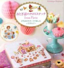 Nostalgic Fairy Tale Motifs CROSS STITCH Designs 270 by Veronique Enginger