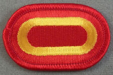 US Army 407th Airborne Supply And Transportation Battalion Oval Patch