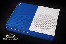 SopiGuard 3M Avery Carbon Fiber Brushed Matte Skin Full Body for Xbox One S