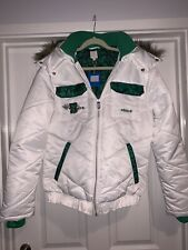 Adidas Originals Coat Jacket Bomber BRAND NEW 2007 End To End Retro Collection S