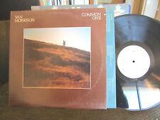 VAN MORRISON ** Common One ** lp WB Original 1980 them rare vinyl WOW~!! scarce!