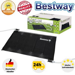 Bestway Poolheizung Solarmatte Solarheizung Solarabsorber Sonnenkollektor Warm