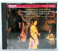 CD - CHRISTMAS CONCERTOS - Corelli - Manfreddini - Locatelli