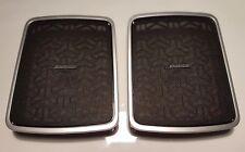 NEW! 2 x Altoparlante Bose copertura LANCIA FIAT ABARTH ALFA 2 pezzi 13x10cm