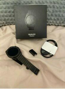 SAMSUNG GALAXY WATCH 2 TITANIUM 45mm MYSTIC BLACK R840NTKAEUA 8GB Wifi