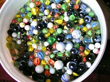 THREE HUNDRED Glass Marbles