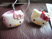BRAND NEW HELLO KITTY RINGS FROM SANRIO JAPAN SIZE ADJUSTABLE